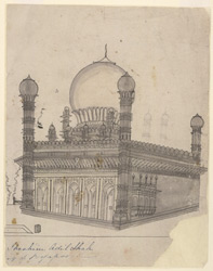 The Ibrahim Rauza, Bijapur